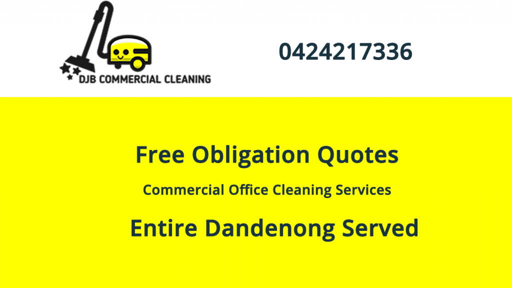 office cleaning dandenong